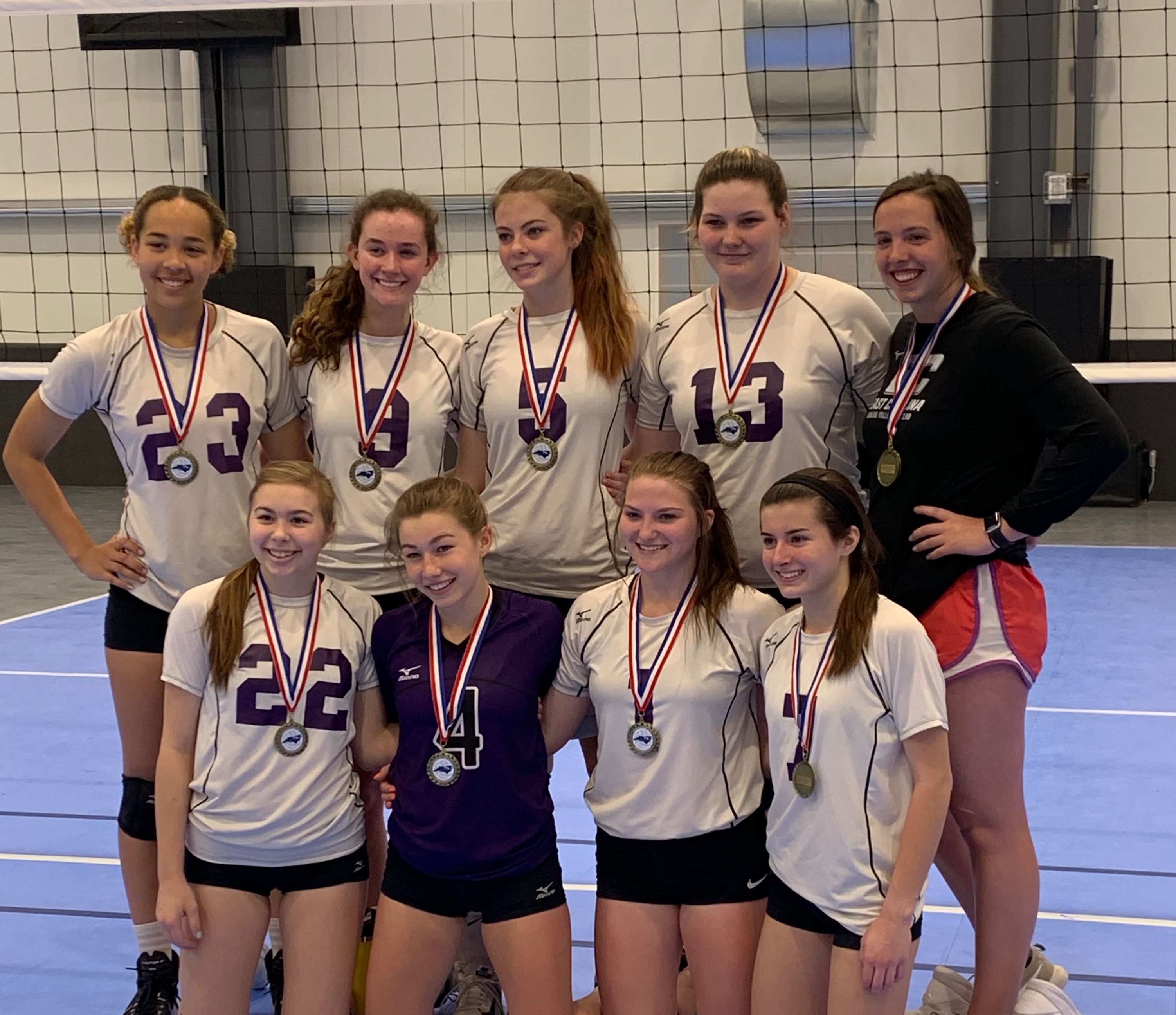 Raleigh Round Up Champions 19